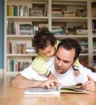 Как правильно читать  книги ребенку