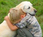 Животные и дети, психотерапия взаимодействия