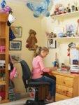 Организация рабочего места ребенка