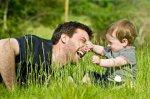 Малыш и его папа