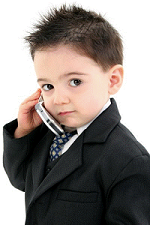 Телефон у  ребенка
