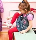 Вещи ребёнку для детского сада